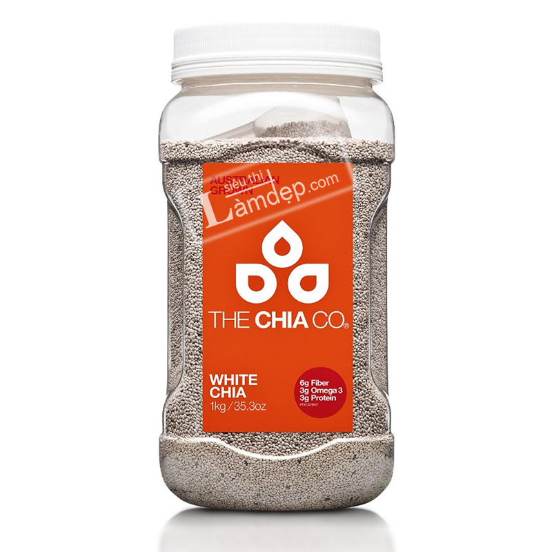 White Chia - The Chia Co 1kg
